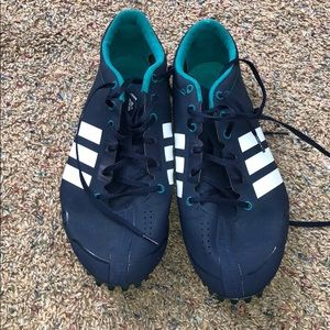 Adidas track and field spikes